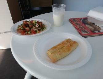 Tureckie jedzenie w Krakowie.