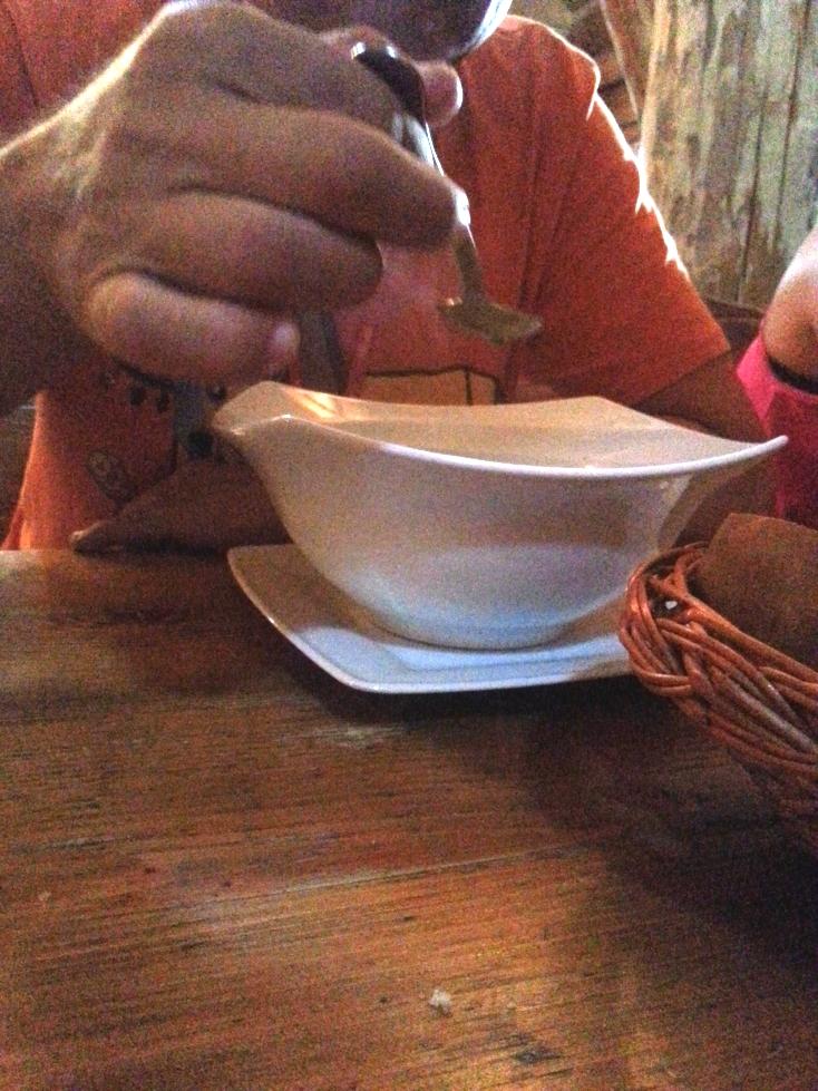 miska zupy