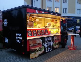 Burger Truck w Rzeszowie – pierwsza jaskółka