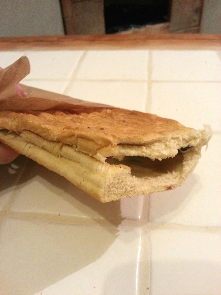 kanapka zapiekanka