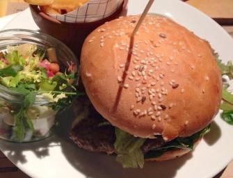 Przesiąknięci burgerem, czyli wizyta w Aioli by Mini