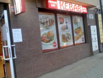 Naleśnik pełen mięsa, czyli kebab w Bar Merkury