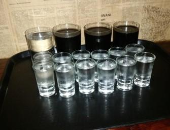 """""""- Jednego milicjanta. Albo od razu dwunastu."""" Pijalnia wódki i piwa w Łodzi"""