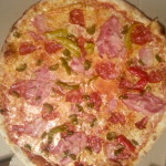 Lawenda, czyli pizza z pieca