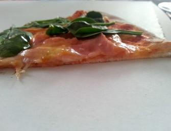Kurki czy szpinak? Genialne pizze z L'Amore Ristorante