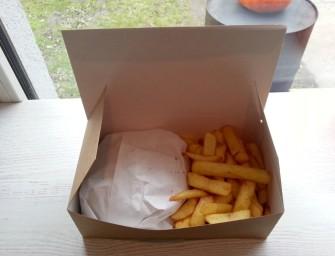 Spóźniona recenzja świetnych burgerów i najlepszych frytek w Krakowie.