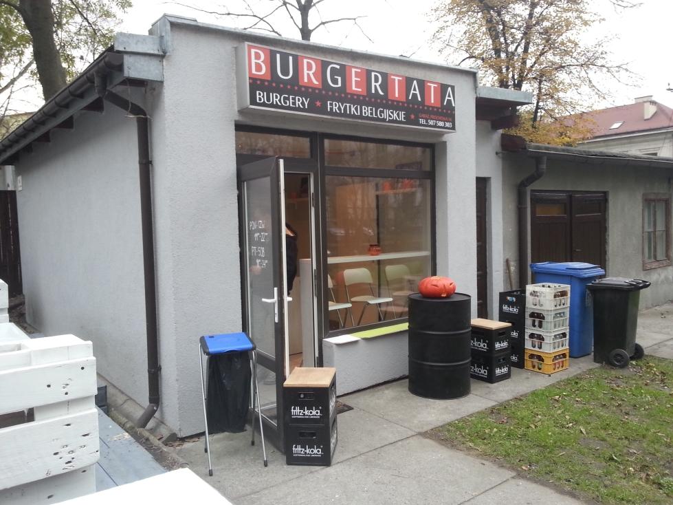 burgertata garaż