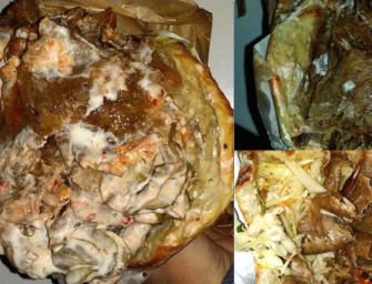 Kebab na dowóz – Amrit vs Lider