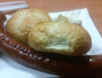 Warszawiacy w Prosiaczku, czyli fast food w Walentynki