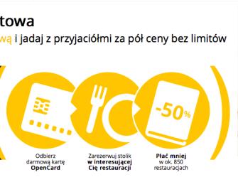 KONKURS z OpenCard