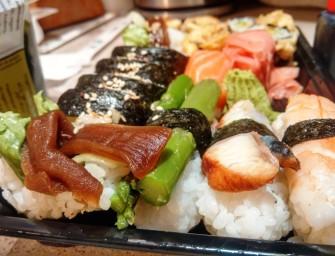 Haiku w Lublinie, czyli sushi w dowozie