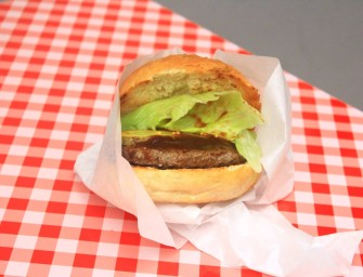 Nie tylko kiełbasa, czyli BBQ Burger w Wurst Kiosku
