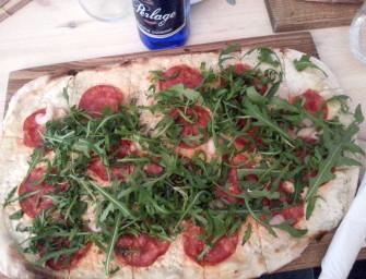 Flambeeria, czyli taka dziwna pizza