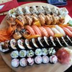 Popołudnie z rybą, czyli wizyta w TenSushi