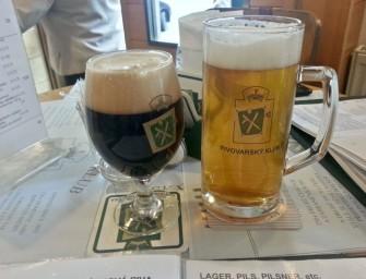 Praga – piwnym szlakiem. Mini przewodnik kulinarno – piwny, część 2