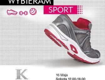 Galeria Kazimierz wybiera sport!