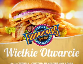 Fuddruckers w Polsce!