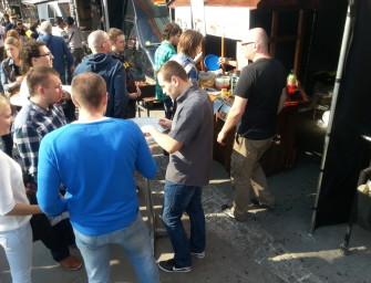Street Food Polska Festival w Galerii Łódzkiej 6 i 7 czerwca