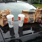 McDonald's w dowozie