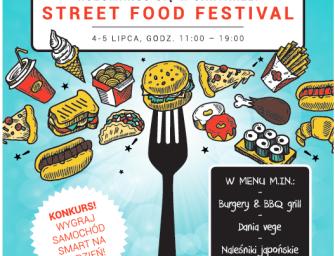 Street Food Polska Festival w Galerii Jantar w Słupsku | 4-5 lipca