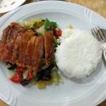 Chińsko – polska kuchnia w A Quing Sao, czyli kolejna wizyta w Wólce Kosowskiej