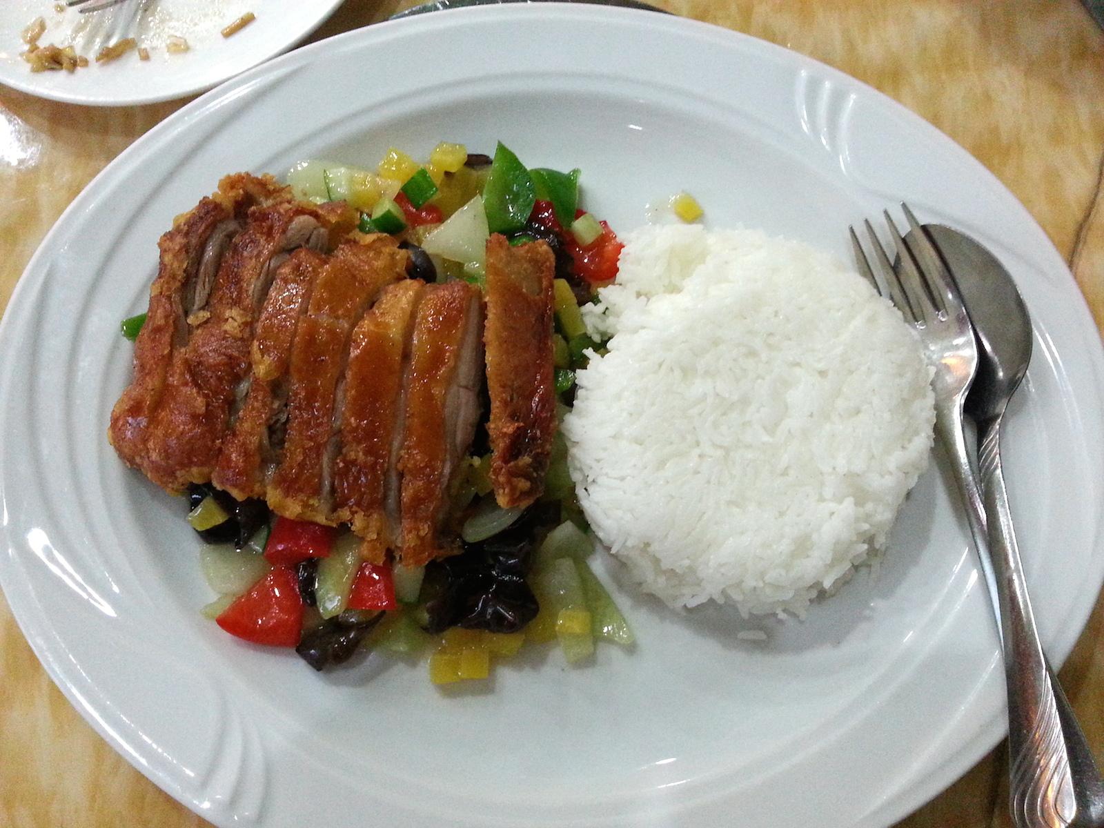 Chińsko Polska Kuchnia W A Quing Sao Czyli Kolejna Wizyta