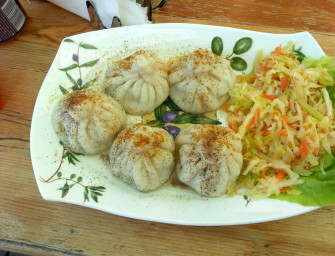 Jedzenie na trasie – Zajazd Ranczo czyli kuchnia polsko – gruzińska