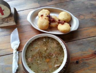 Jedzenie na trasie – Karczma w Miłosnej