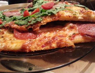 Się Kręci dobrą pizzę