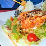 Na upały dobra rybka, czyli Natalia w TODO Sushi