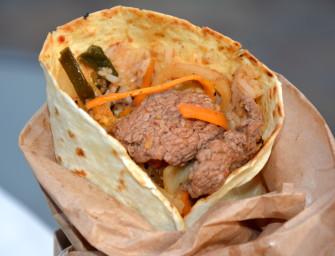 Smaki Azji w food truckach, czyli pierożki, bulgogi i sushi