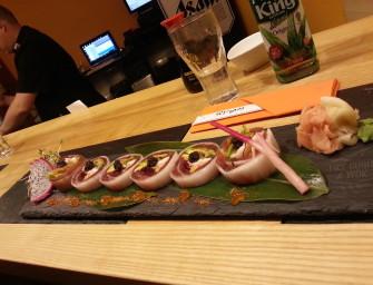 Like Sushi And Wok – absolutnie fantastyczne jedzenie