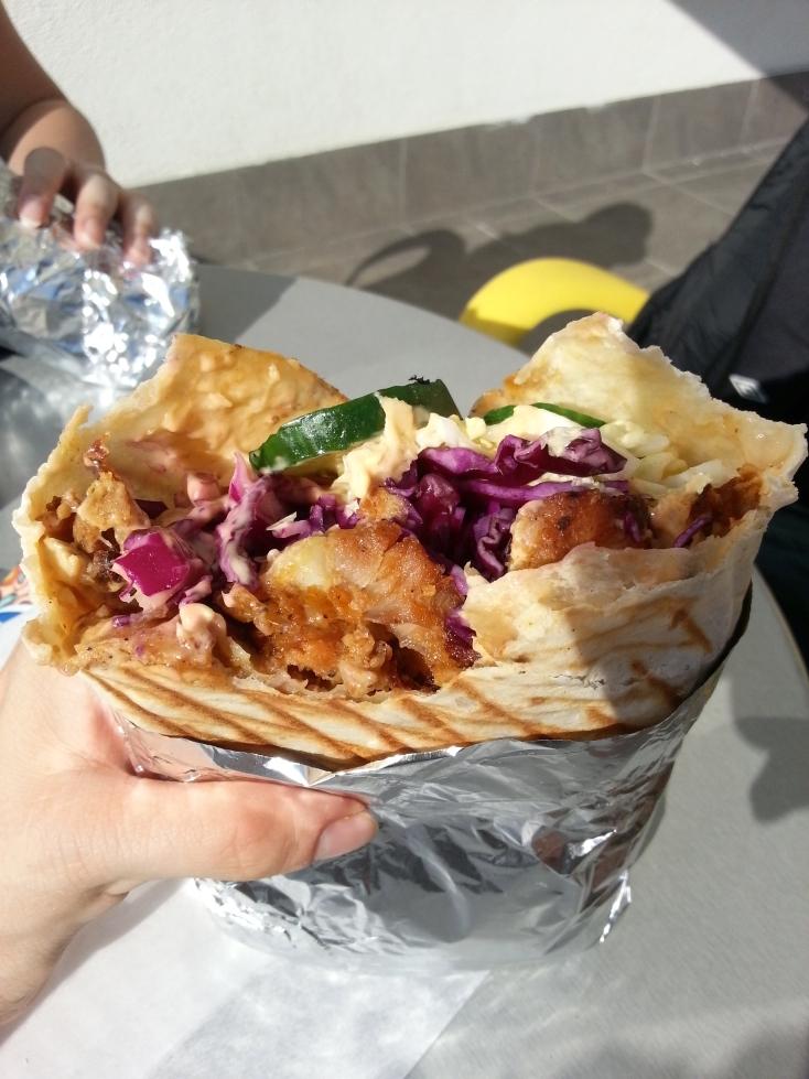 sahir kebab duży wnętrze