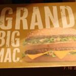 Małe jest piękne, ale duże jest lepsze. Nowe kanapki w McDonalds