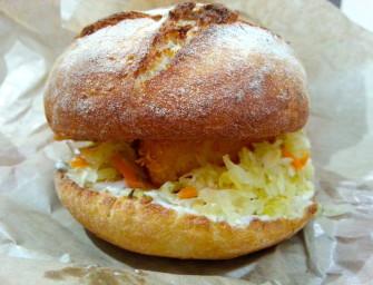 Bułka zmienia wszystko, czyli nowe kanapki w North Fishu