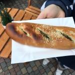 Migawki krakowskie: pizza, wege i kiełbasa