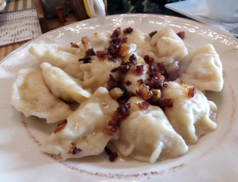 Jedzenie na trasie – W Starym Młynie, czyli na szlaku kulinarnym Ponidzia.