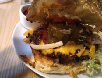 Burgery w Magazynie