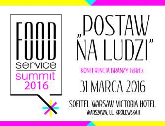 Food Service Summit – będziemy tam!