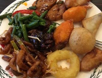 Szwedzki stół po chińsku, czyli WOK Sushi na dworcu Warszawa Centralna