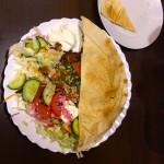 Smaki Lewantu, czyli kebab inny niż wszystkie. I kilka innych pysznych dań przy okazji