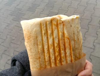 Vege To Tu – pierwszy wegański food truck w Krakowie.