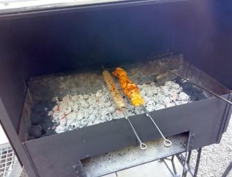 Niezwykły kebab, czyli Gruzja na Kółkach