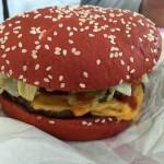Czerwony jak cegła – Angriest Whopper w Burger King