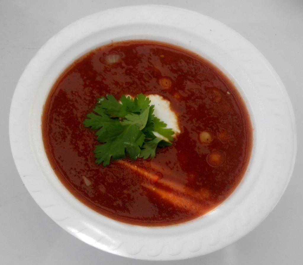 Zupa cynamonowa