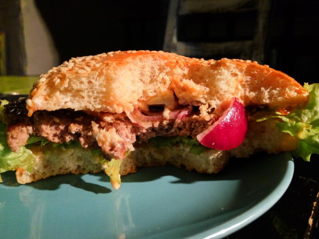 HM Burger Gryziony