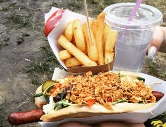 Kebab, burger, frytki, wołowina i hot dogi, czyli przeglądu oferty food truckowej c.d.