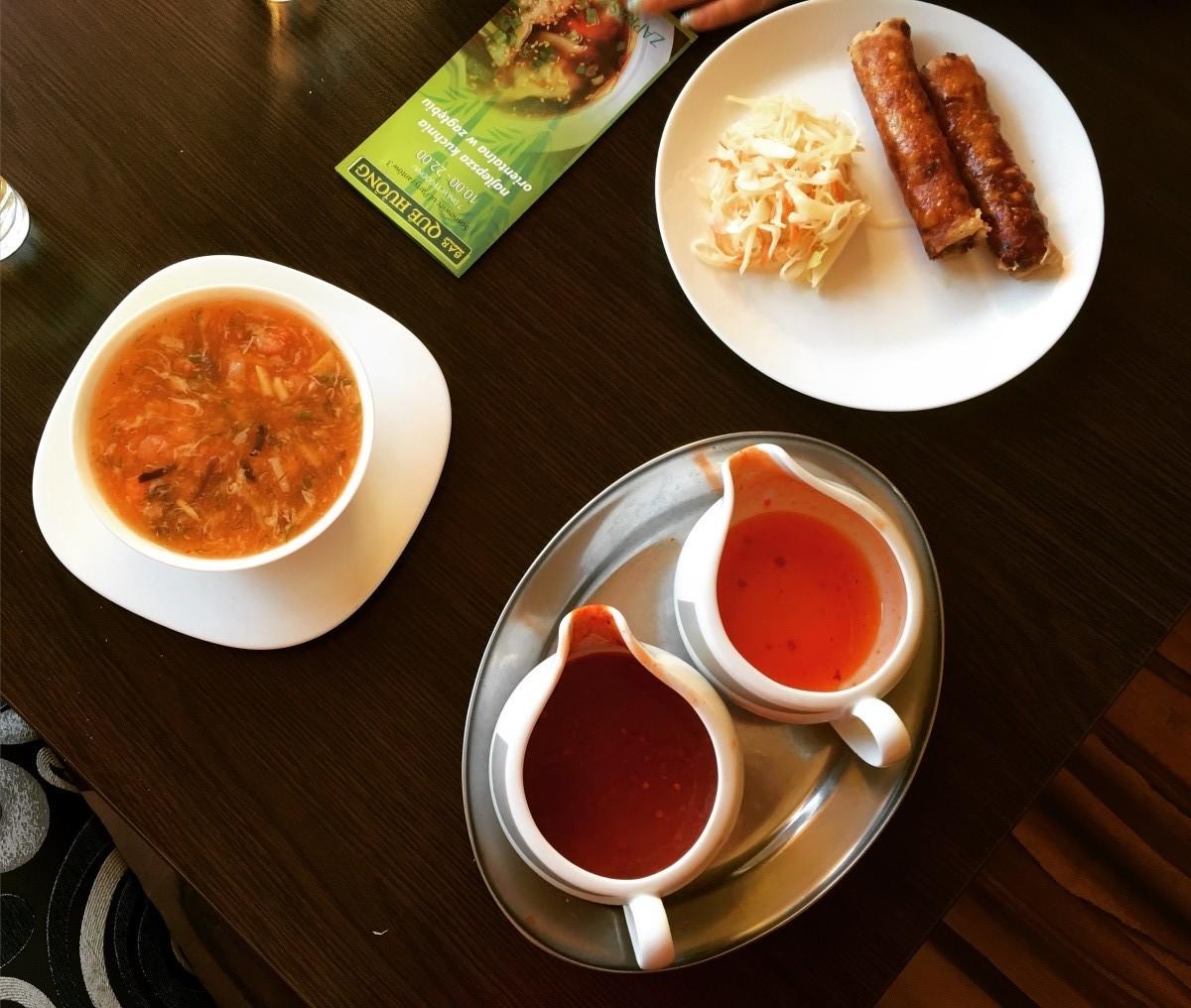 Bar Que Huong Naprawde Najlepsza Kuchnia Orientalna W Zaglebiu Street Food Polska