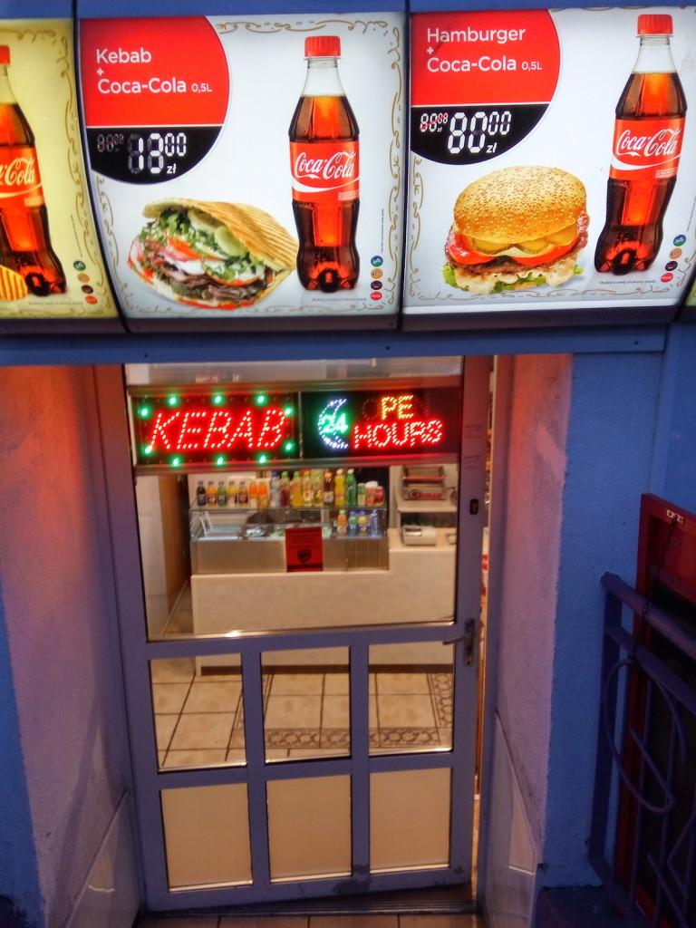 Kebab Wejėcie
