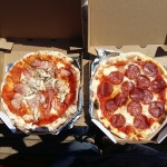 Pizza Muffin Truck – świetna pizza na Ruczaju.